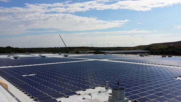 Solar Panel Mounts & Racks | Ballasted Flat-Roof Racking & Mounting