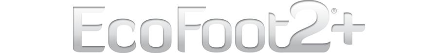 ecofoot2+, ecofoot2plus logo