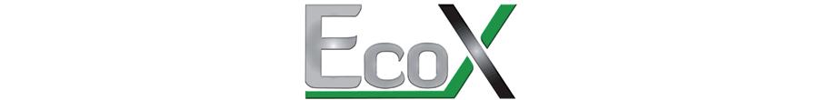 EcoX logo
